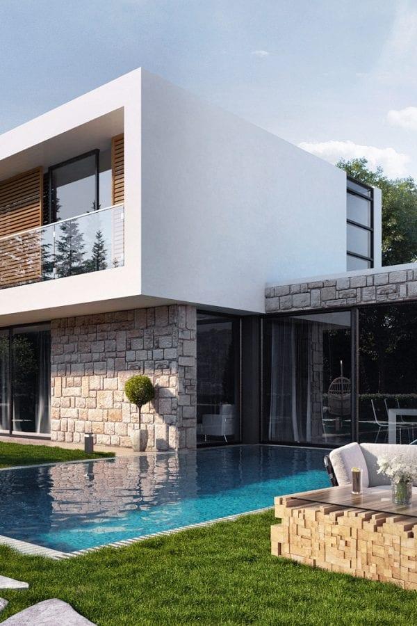 Moderne villa in Vienna